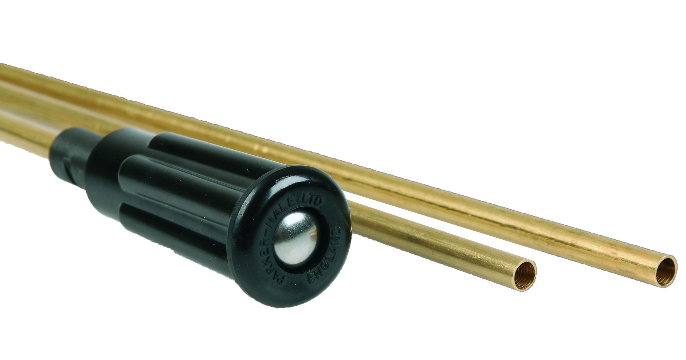 Brass 3 Piece 270 Rifle Rod B3270